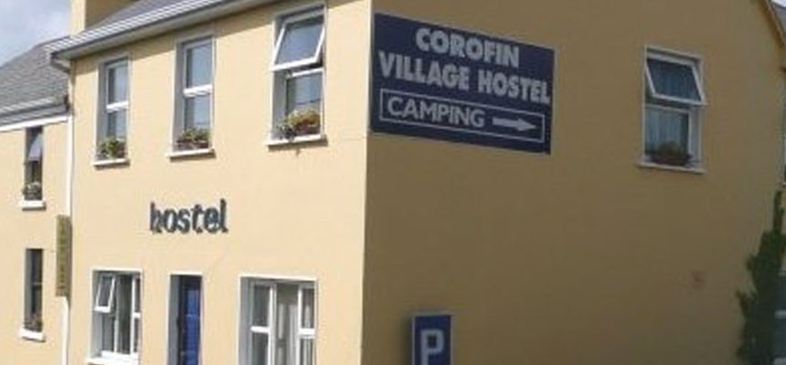Corofin-hostel