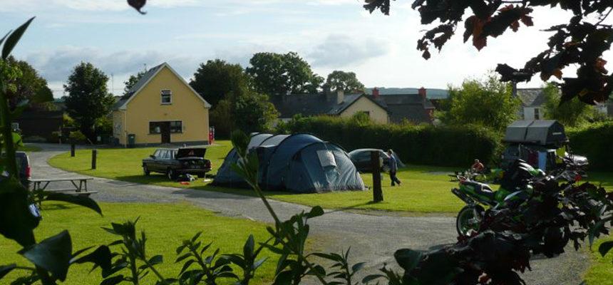 Corofin Camping header